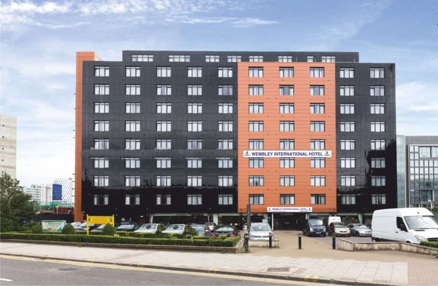 Nearby Hotels - Wembley International Hotel