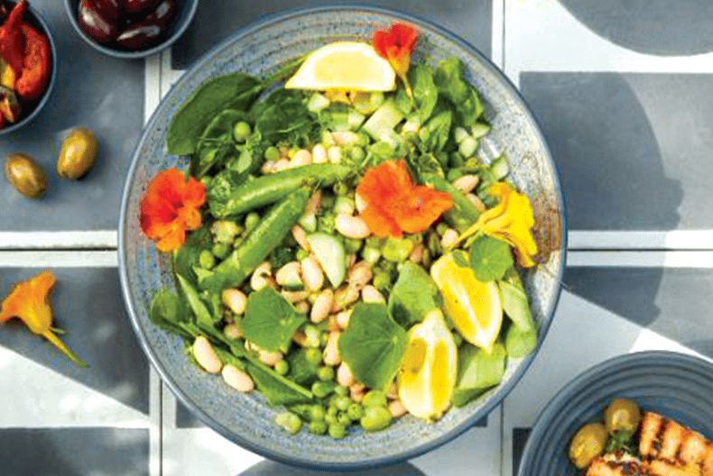 Healthy Eating Week Recipes with Denby