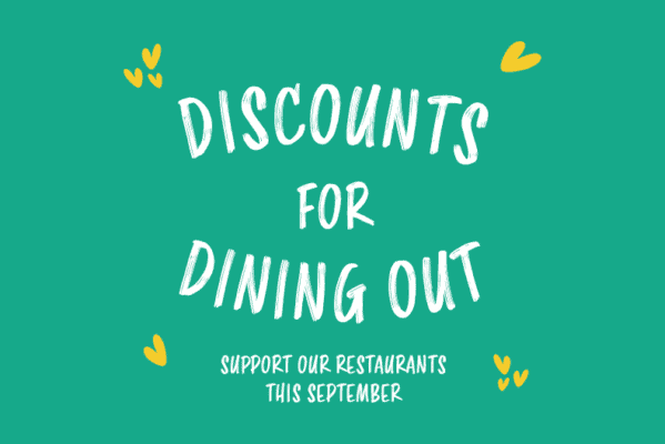 Discounts for Dining Out