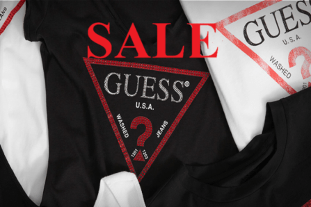 Guess Up to 30% off SALE
