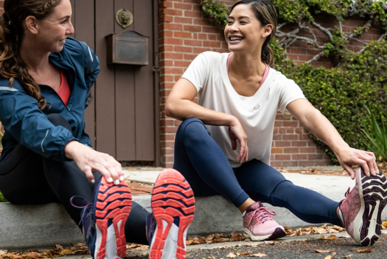 ASICS Up to 40% off running footwear