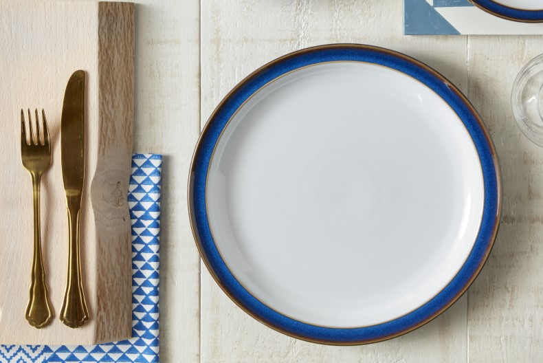 Denby up to 42% off outlet price saving up to 60% off RRP on Imperial Blue and The Art of Joyful Gifting