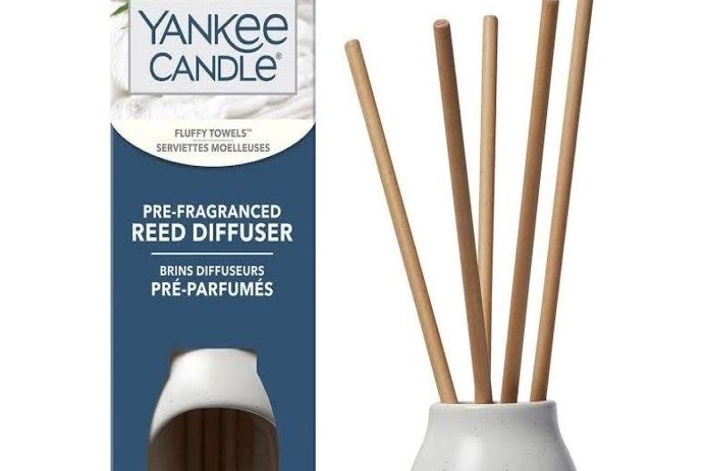 Yankee Candle 70% off pre-fragranced reed diffusers